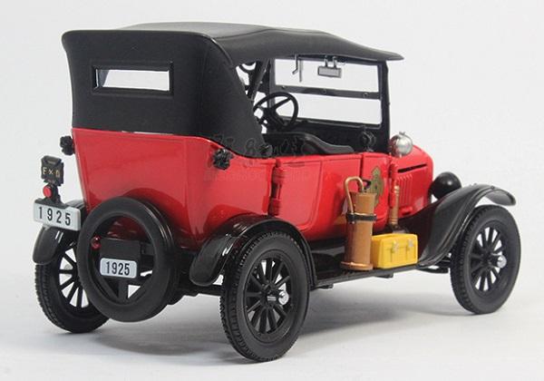 โมเดลรถยนต์ โมเดลรถเหล็ก Ford T Type 2