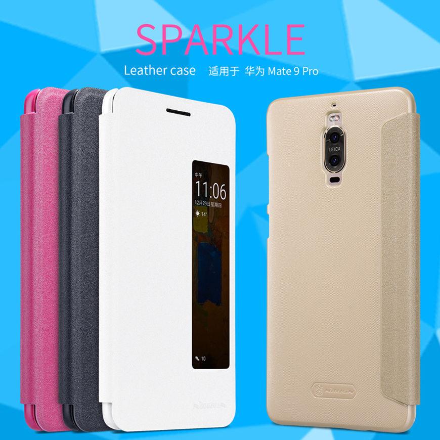 เคส Huawei Mate 9 Pro Sparkle Leather Case NILLKIN แท้ !!