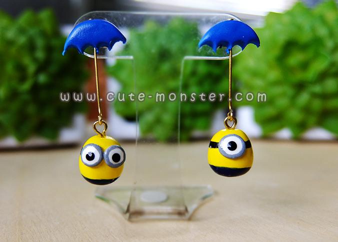 Rainy minion