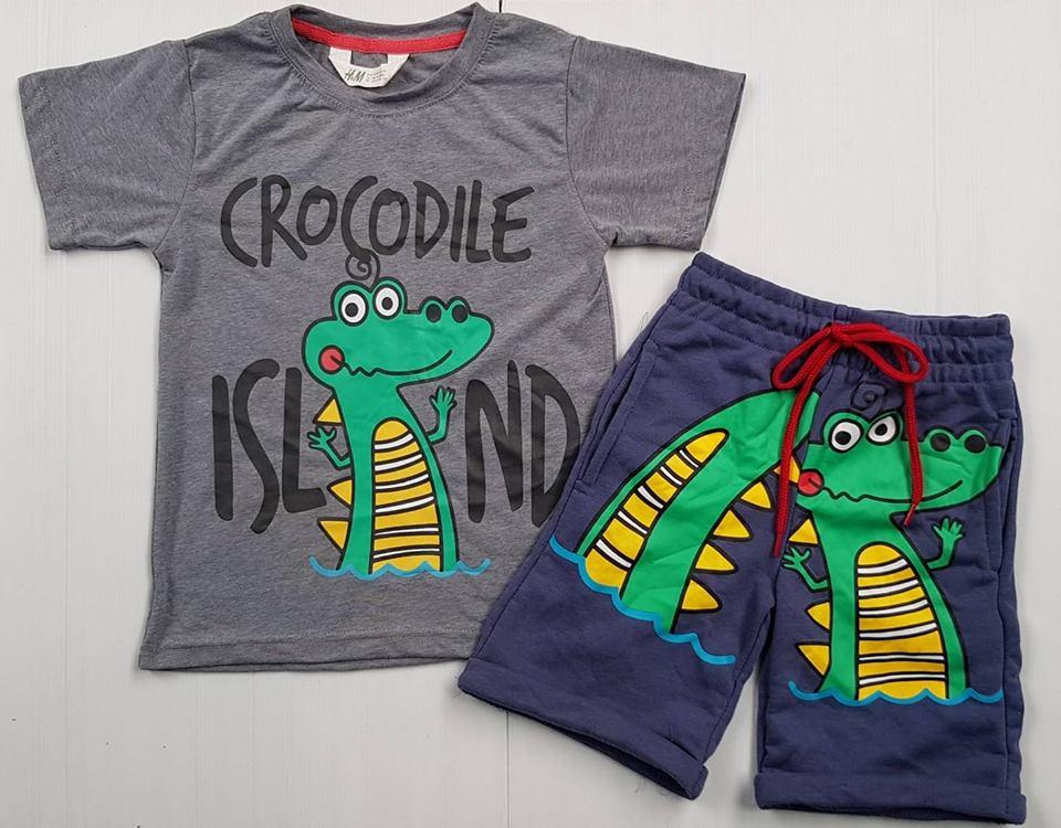 (สั่งแยกจากสินค้าพร้อมส่ง) H&M ชุดเซต 2 ชิ้น หล่อๆ เสื้อ+กางเกง ผ้าดีมากนุ่มเด้ง ใส่เย็นสบาย คุณภาพเกินราคา