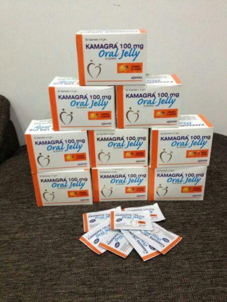 Kamagra Oral Jelly - เจลลี่รสผลไม้เพิ่มความแข็งแรง