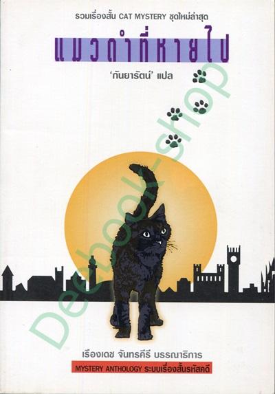 แมวดำที่หายไป