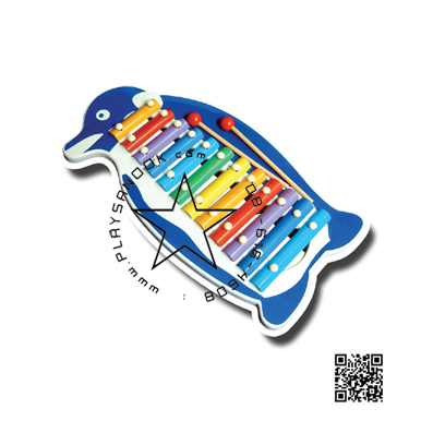 TY-4048 ระนาดเหล็กเพนกวิน