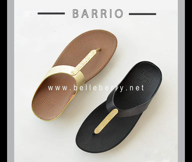 fitflop แท้ barrio