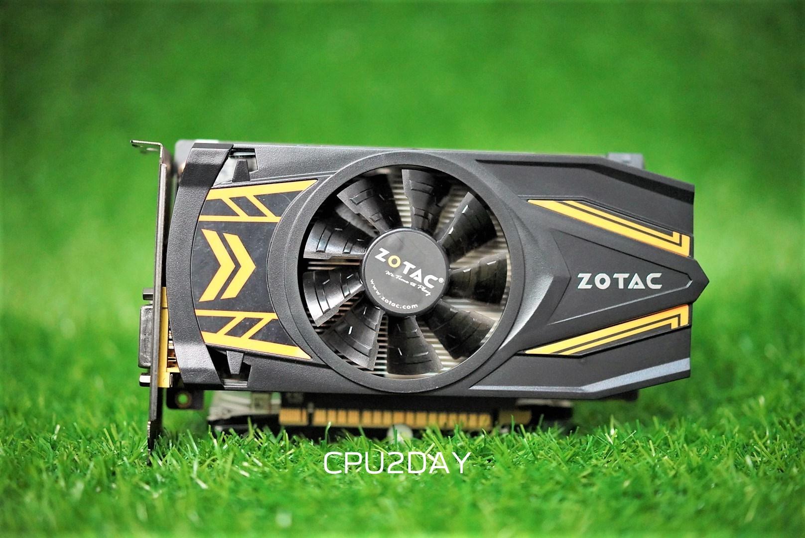 ZOTAC GTX650TI 1GDDR5
