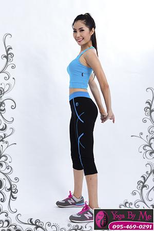 กางเกงโยคะ4ส่วน,กางเกงแอโรบิค4ส่วน,กางเกงออกกำลังกาย4ส่วน,กางเกงฟิตเนส4ส่วน