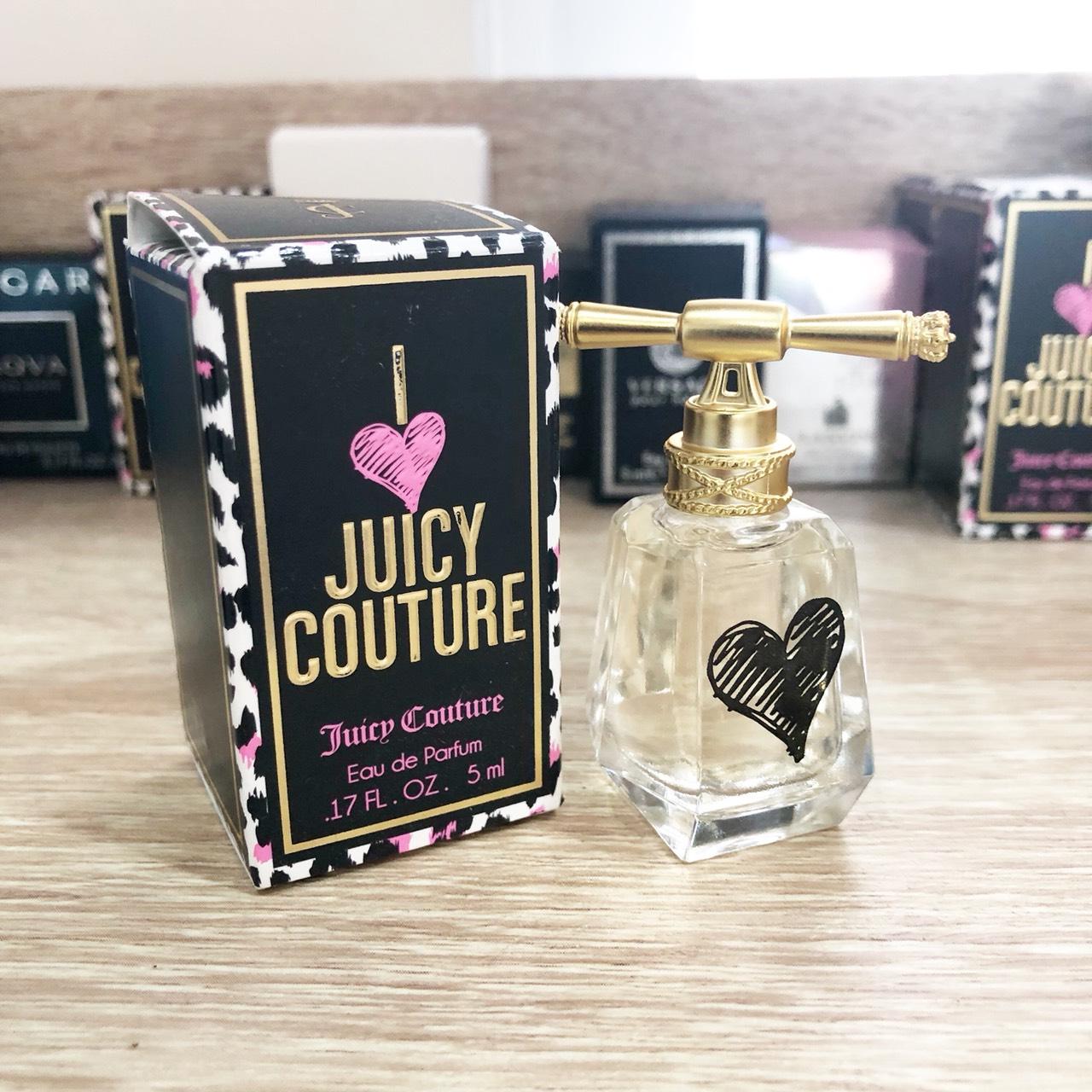 น้ำหอมจิ๋ว Juicy Couture I Love Juicy Couture EDP 5ml.