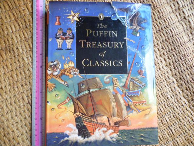 The Puffin Treasury of Classics (มีตำหนิ)