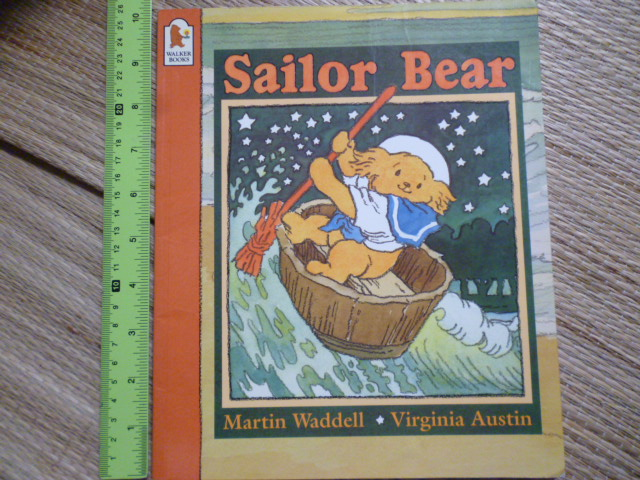 Sailor Bear (Paperback)