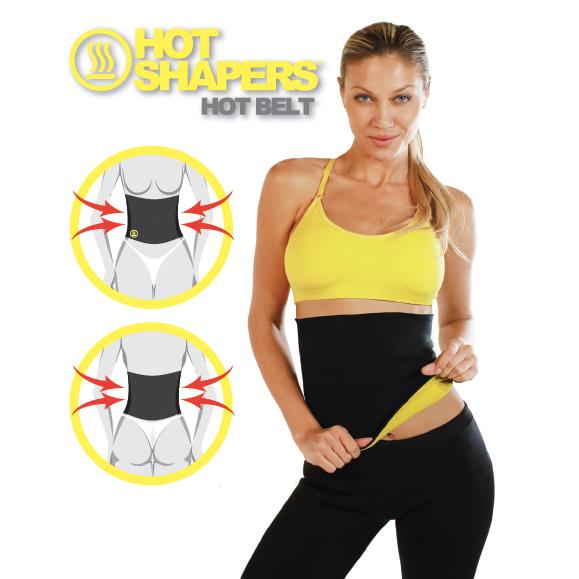 สายรัดเรียกเหงื่อ Hot Shapers Belt