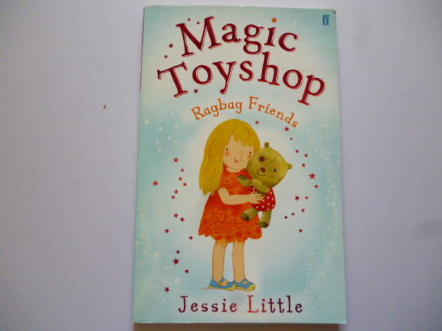 Magic Toyshop: Ragbag Friends