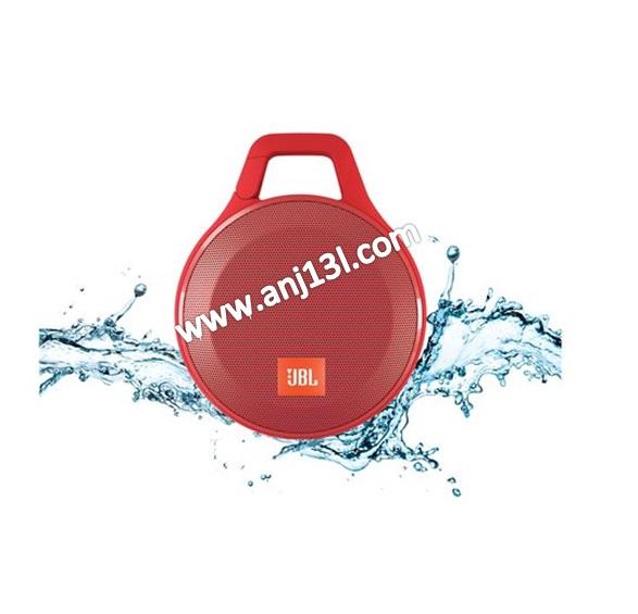 JBL Clip+ Splashproof Speaker ultra-light, ultra-rugged and ultra-powerful ( Red !!)