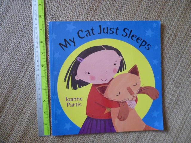 My Cat Just Sleeps (Paperback)