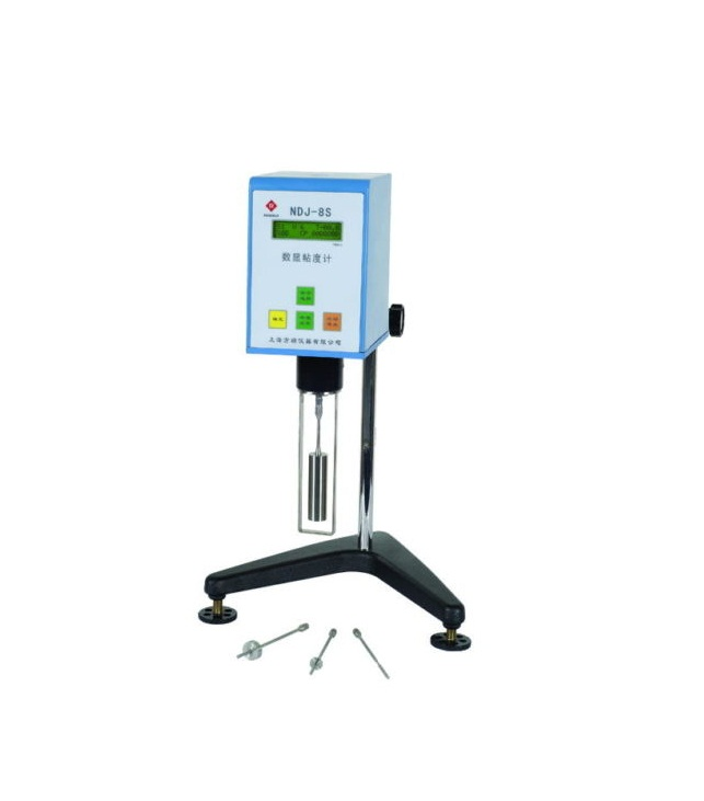 เครื่องวัดความหนืดราคากันเองแบบดิจิตอล ( Digital Viscometer ) แบบ Rotary รุ่น NDJ-8S Range 1-2000k(mPa·s) ราคาถูก