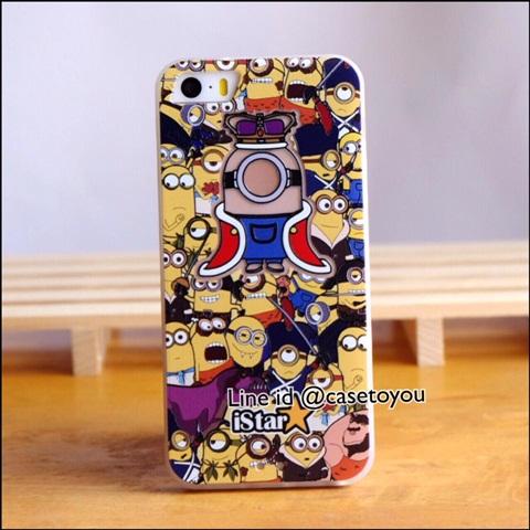 iStar Minion 02 สำหรับ iPhone 6 Plus/6S Plus