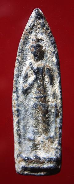พระลีลา ข้างเม็ดหลังยันต์ พระลีลาศิลป์ พิจิตร ชินเขียว