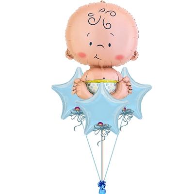 ลูกโป่งแรกเกิด New Born BN 150