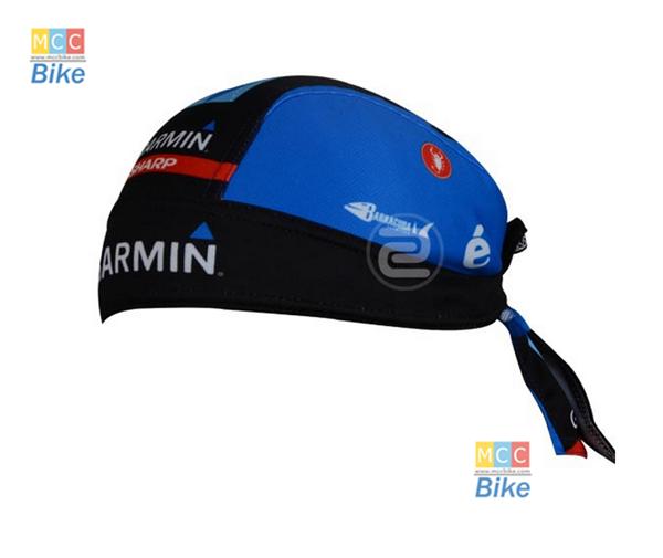 ผ้าโพกหัว จักรยาน Garmin