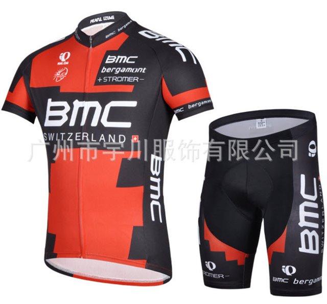 ชุดปั่นจักรยาน ทีม BMC ขนาด XXXL พร้อมส่งทันที รวม EMS