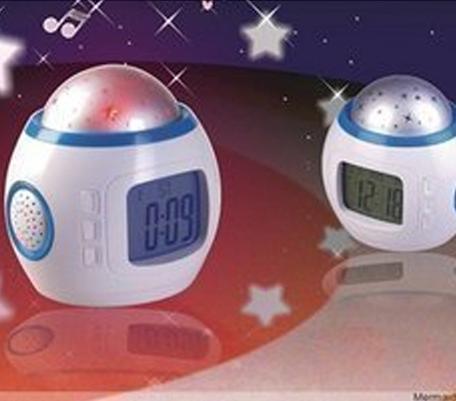 โคมไฟนาฬิกา LED Star