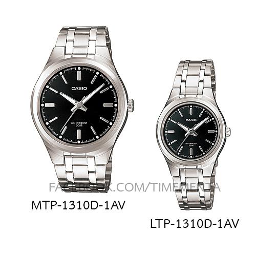 Casio MTP-1310D-1AV+LTP-1310D-1AV