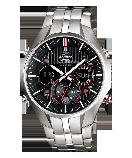 นาฬิกาข้อมือ CASIO EDIFICE ANALOG-DIGITAL รุ่น EFA-135D-1A4V