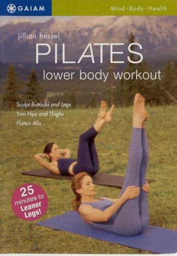 Pilates Lower Body Workout with Jillian Hessel