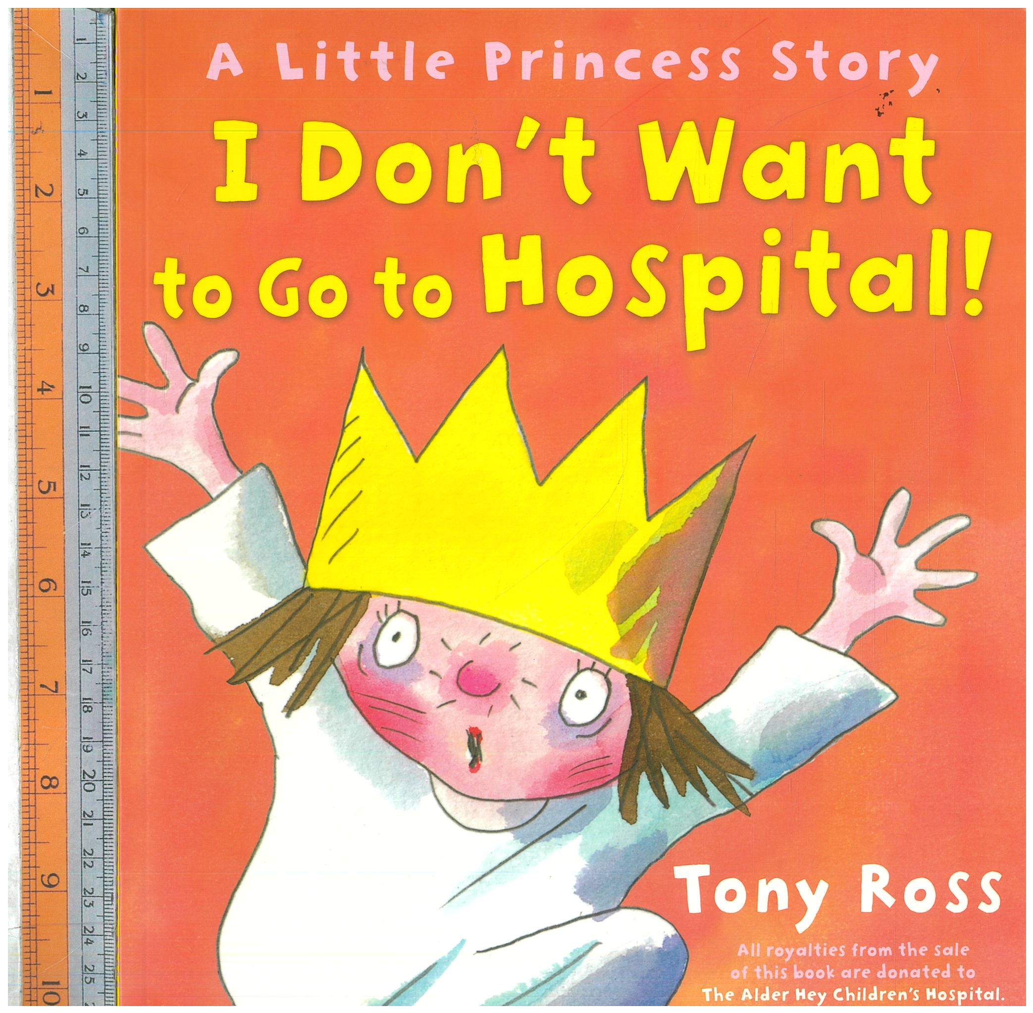 I don't want go to hospital