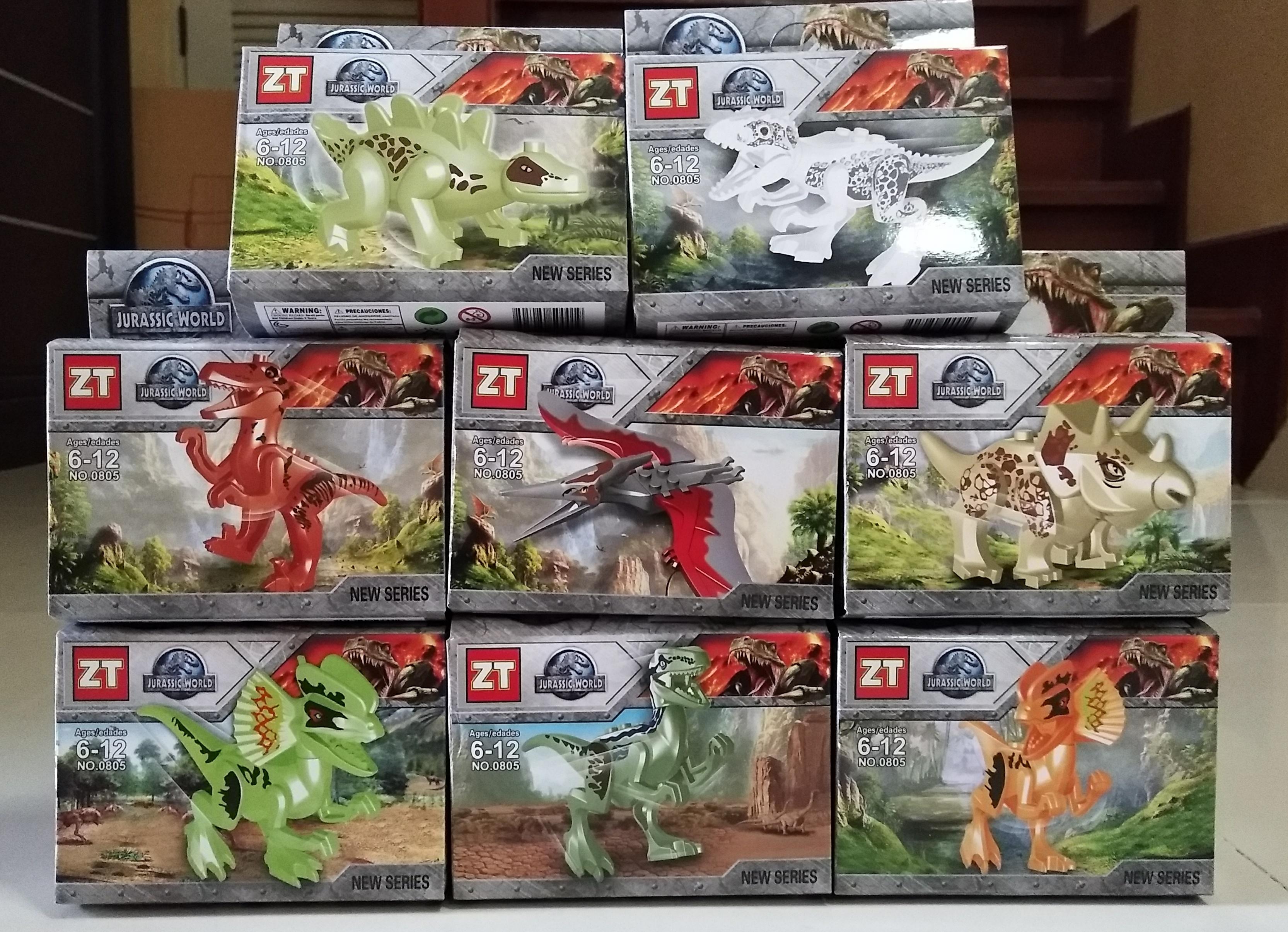 เลโก้จีน ZT.0805 ชุด Jurassic World