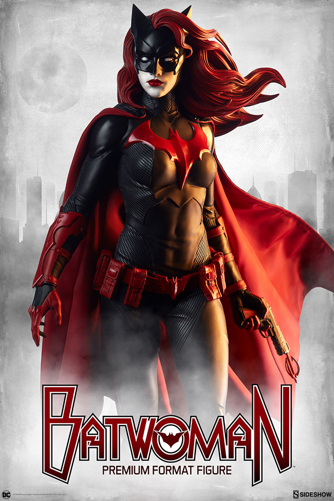 Batwoman - Premium Format™ Figure by Sideshow Collectibles