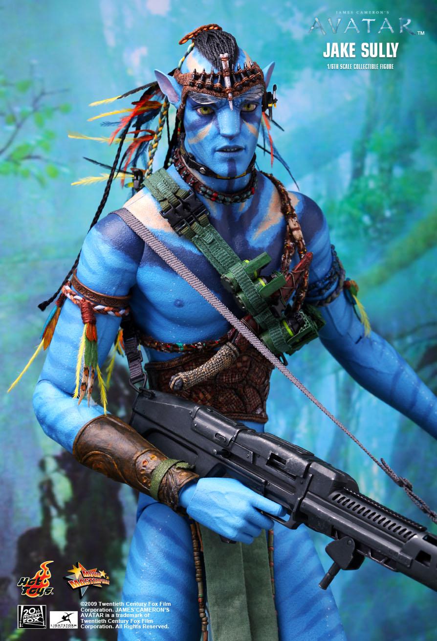HOT TOYS MMS 159 Avatar - Jake Sully