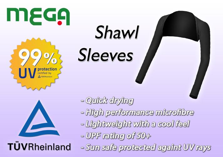 เสื้อครึ่งตัวกันยูวี MEGA UV