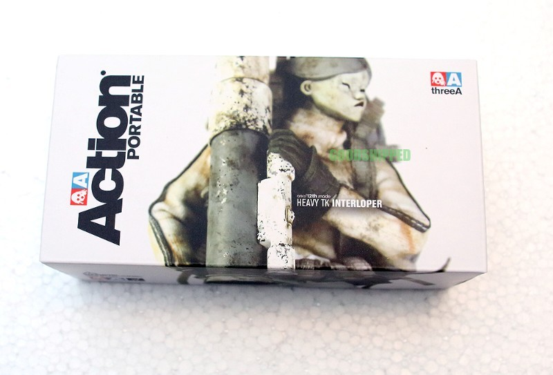ThreeA Action Portable - Heavy Tk Interloper