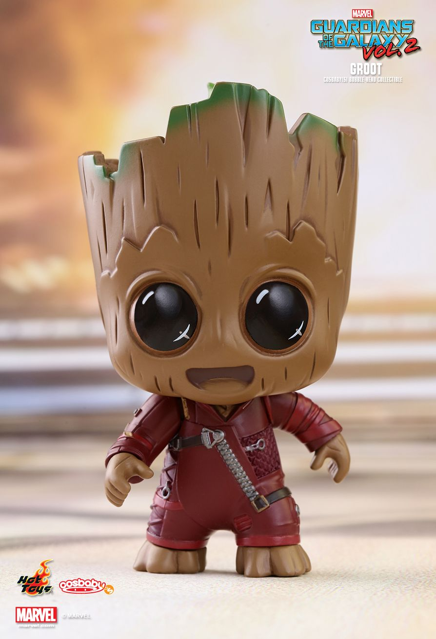 Hot Toys COSB375 GUARDIANS OF THE GALAXY VOL.2 GROOT