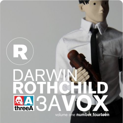 ThreeA Darwin Rothchild Here is the Young Man Edition