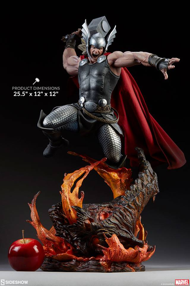 23/08/2018 Thor Premium Format™ Figure by Sideshow Collectibles