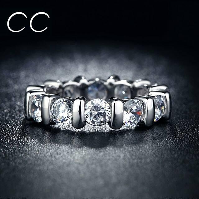 แหวนเพชร CZ RING