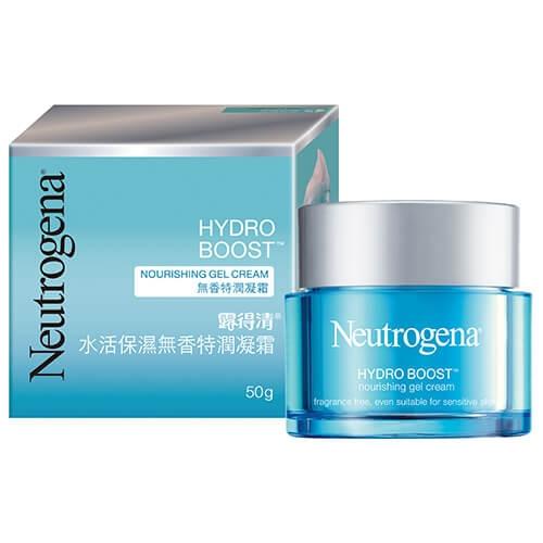 Neutrogena® HYDRO BOOST™ Nourishing Gel Creamนูโทรจีนา ไฮโดร บูสท์ นูริชชิง เจล ครีม
