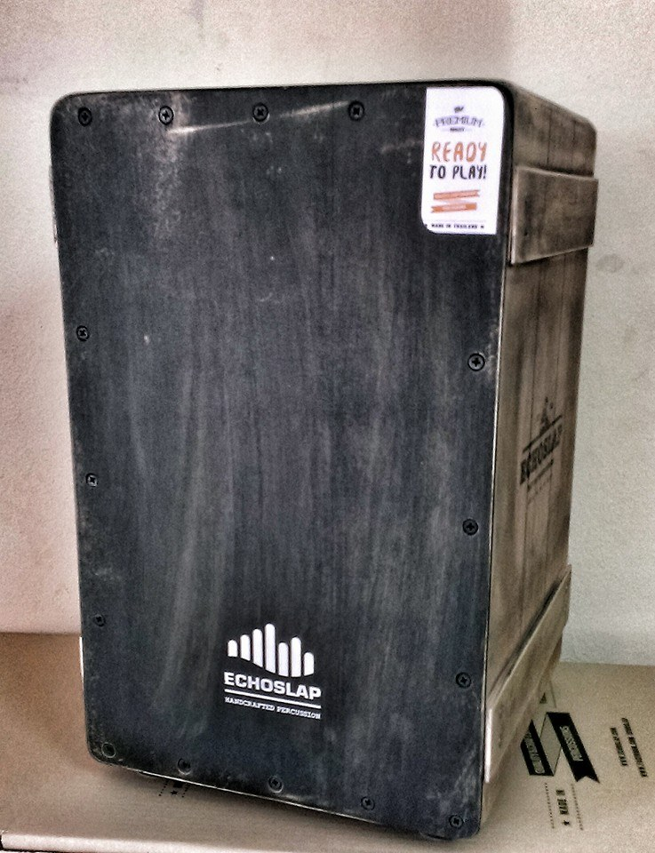 Cajon Echoslap Old Box Series