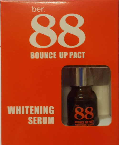 Ber.88 BOUNCE UP PACT WHITENING SERUM