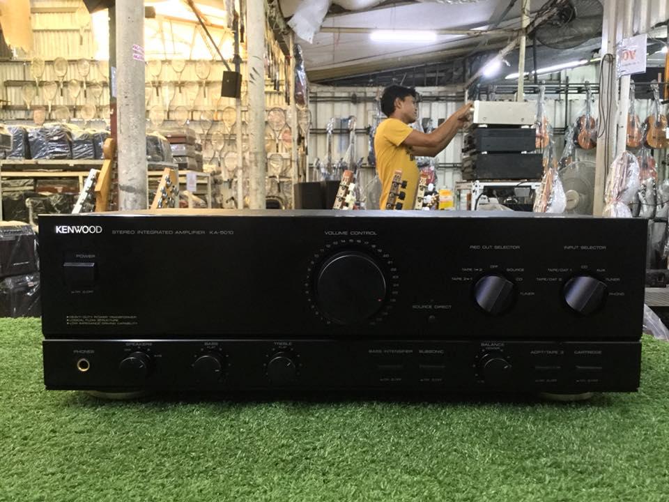 เครื่องขยายเสียง KENWOOD KA-5010