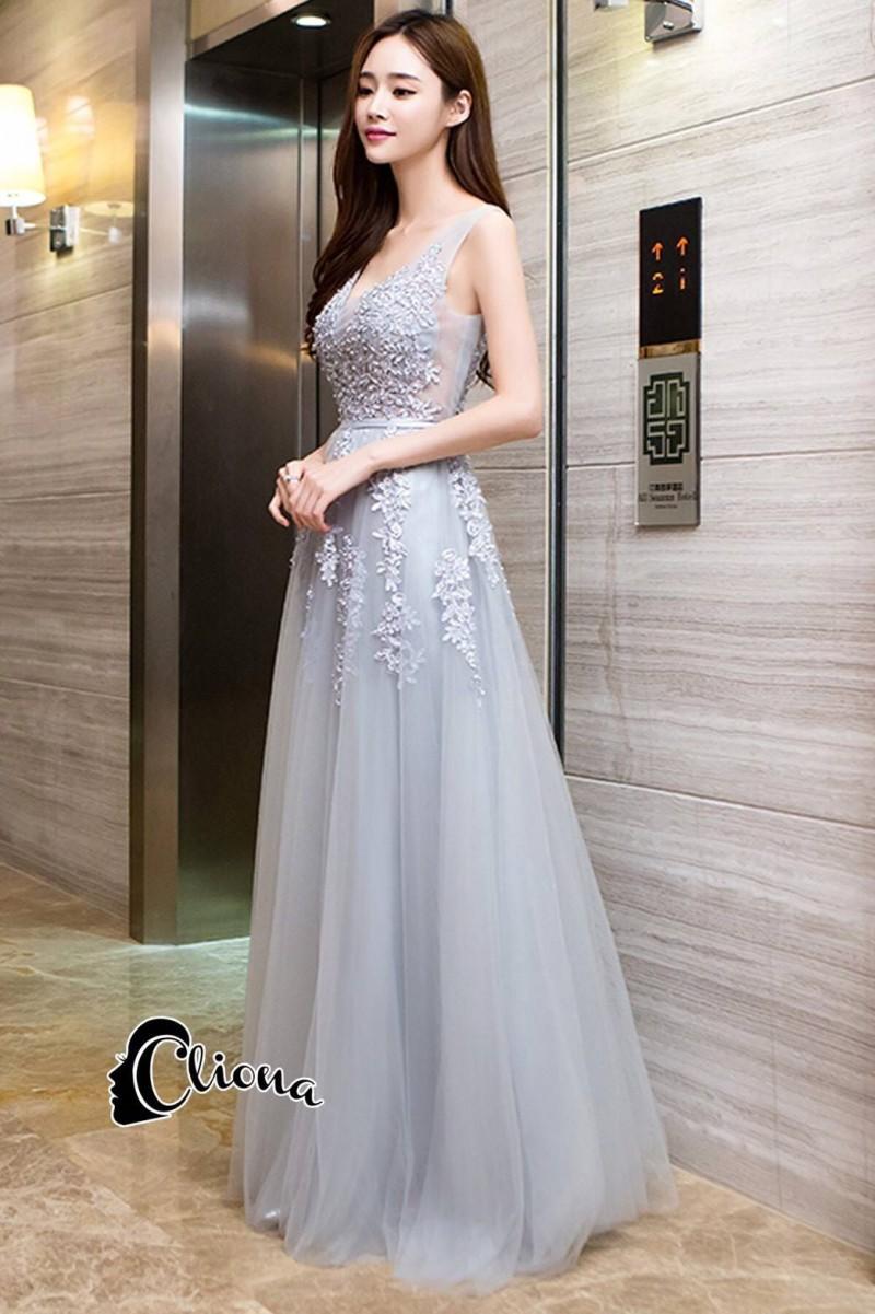 Cliona made Miss Elegance Luxury Weding Dress