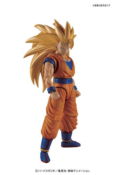 Figure-rise Standard - Dragon Ball Z: Super Saiyan 3 Son Goku(Pre-order)
