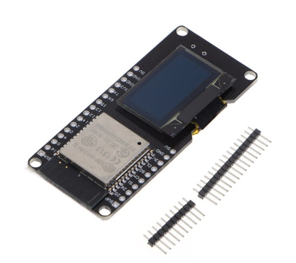 ESP32 OLED module ESP32 WiFi and Bluetooth