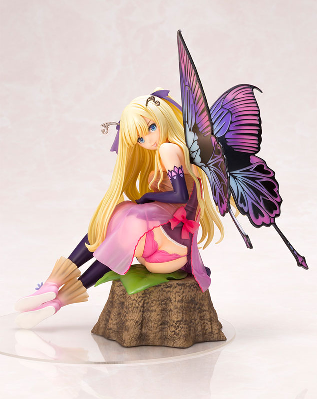 4-Leaves Tony's Heroine Collection Hydrangea Macrophylla no Yousei Anabelle 1/6 Complete Figure(Pre-order)