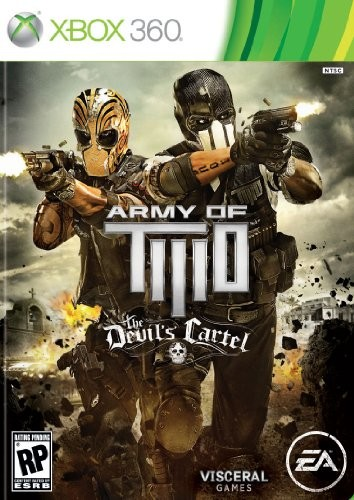 Army of Two The Devils Cartel (LT+2.0)(XGD3)(Burner Max)