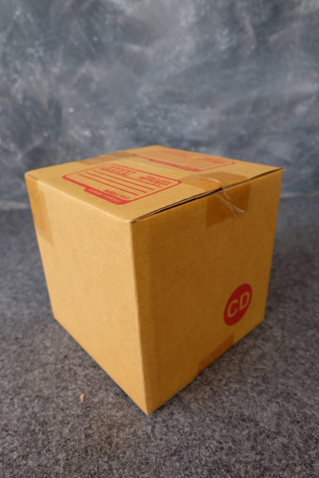 กล่องพัสดุ เบอร์ CD (15x15x15 cm.)