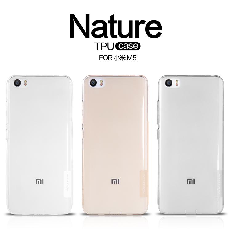 เคส Xiaomi Mi 5 Nilkin TPU Case (เคสนิ่ม)