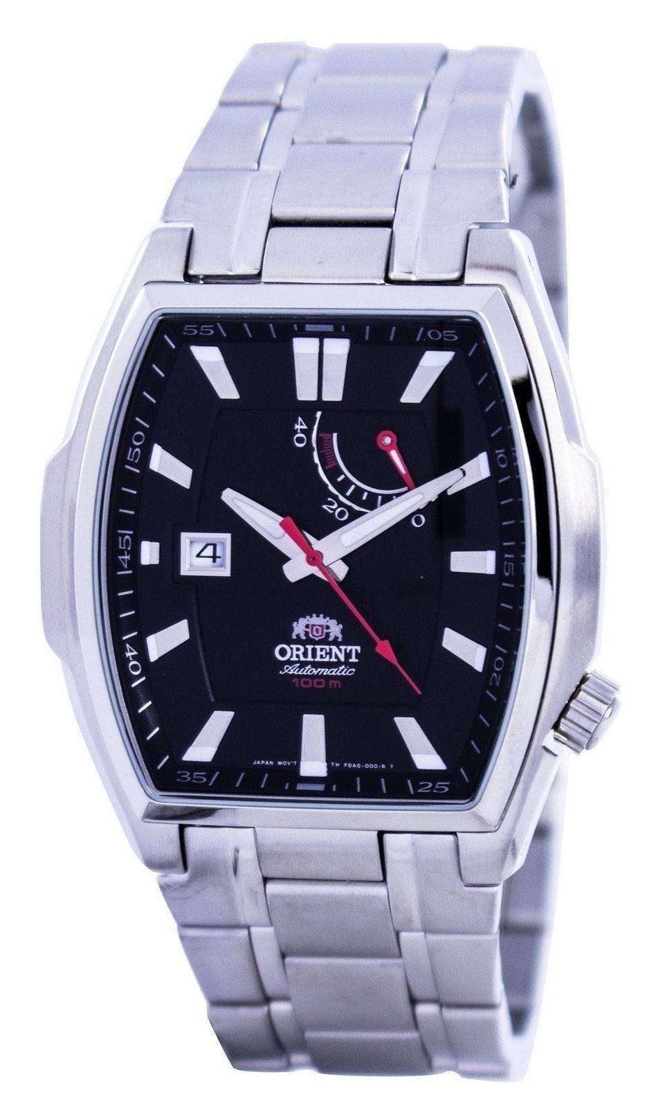 นาฬิกาผู้ชาย Orient รุ่น FFDAG004B0, Automatic Power Reserve