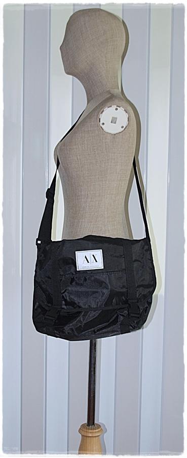 Sold A|X Armani Exchange Buckle Bag